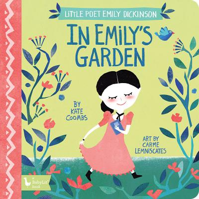 Little Poet Emily Dickinson: In Emily's Cover Image