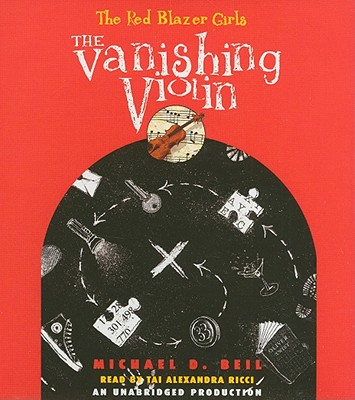 The Vanishing Violin Cover Image