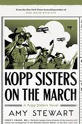Kopp Sisters on the March (A Kopp Sisters Novel) Cover Image
