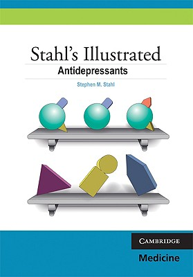 Stahl's Illustrated Antidepressants cover