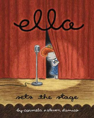 Ella Sets the Stage Cover