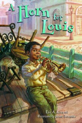 A Horn for Louis Cover