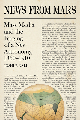 Cover for News from Mars