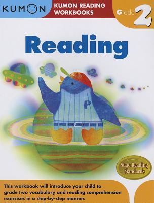 Grade 2 Reading (Kumon Reading Workbooks) Cover Image