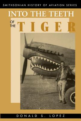 Cover for Into the Teeth of the Tiger