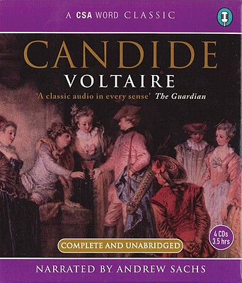 Candide Cover Image