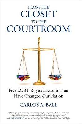 From the Closet to the Courtroom Cover