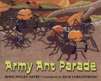 Army Ant Parade Cover