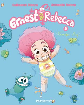 Cover for Ernest and Rebecca #3