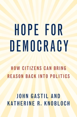 Cover for Hope for Democracy