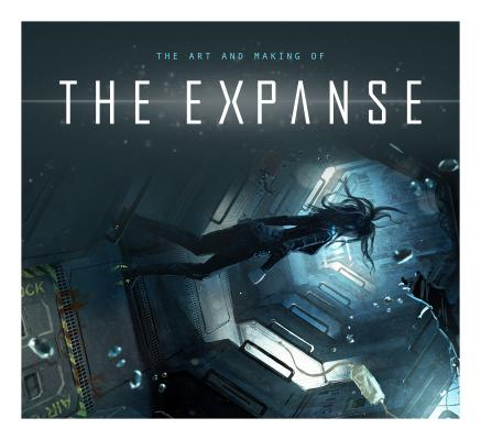The Art and Making of The Expanse Cover Image