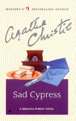 Sad Cypress: A Hercule Poirot Novel Cover Image