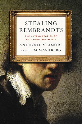 Stealing Rembrandts Cover