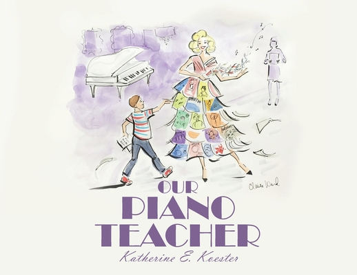 Our Piano Teacher Cover Image