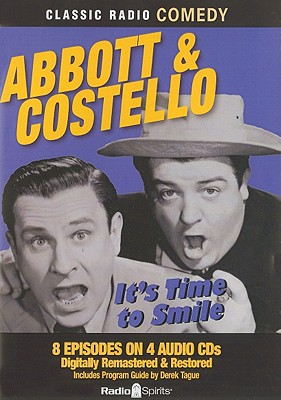 Abbott & Costello: It's Time to Smile Cover Image