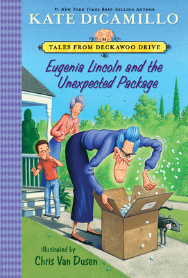 Eugenia Lincoln and the Unexpected Package: Tales from Deckawoo Drive, Volume Four Cover Image