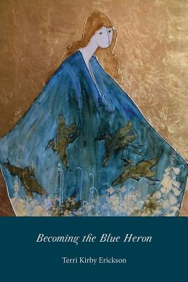 Cover for Becoming the Blue Heron
