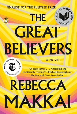 The Great Believers: A Novel Cover Image