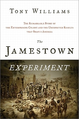 The Jamestown Experiment Cover