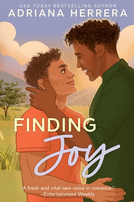 Finding Joy: A Gay Romance Cover Image