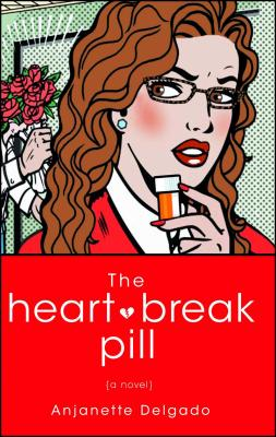 The Heart Break Pill Cover