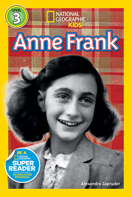 National Geographic Readers: Anne Frank (Readers Bios) Cover Image