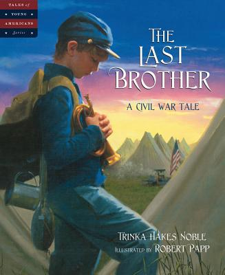 The Last Brother Cover