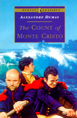 The Count of Monte Cristo (Puffin Classics) Cover Image