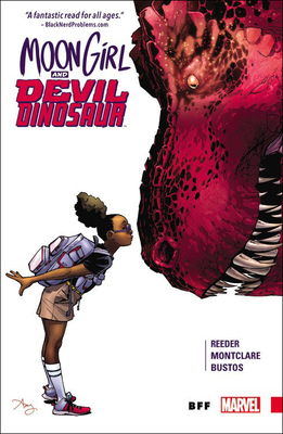 Moon Girl and Devil Dinosaur Cover Image