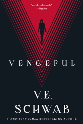 Vengeful (Villains #2) Cover Image