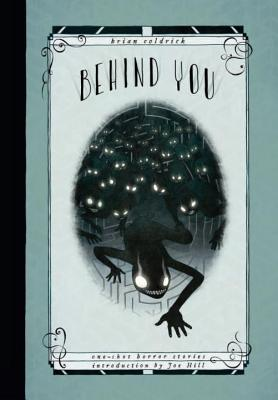 Behind You: One-Shot Horror Stories Cover Image