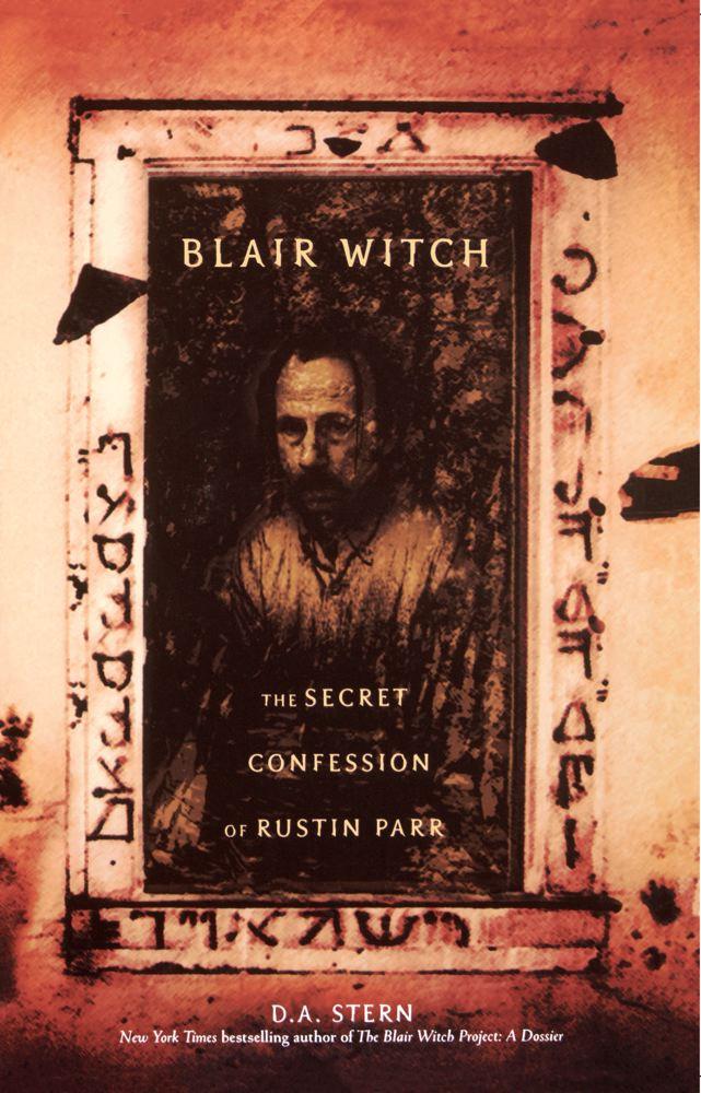 Blair Witch: The Secret Confession of Rustin Parr Cover Image