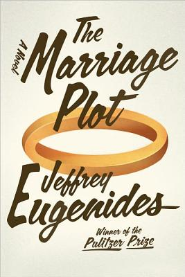 The Marriage Plot Cover