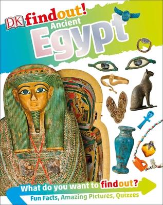 DKfindout! Ancient Egypt (DK findout!) Cover Image