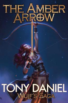 Cover for The Amber Arrow (Wulf S Saga #2)
