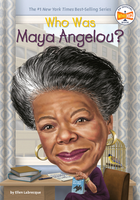 Who Was Maya Angelou? (Who Was?) Cover Image