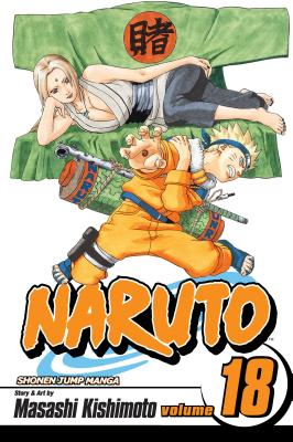 Naruto, Vol. 18 cover image