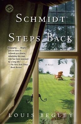 Schmidt Steps Back Cover