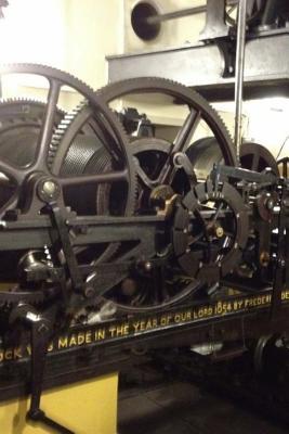 Journal: Big Ben Clockworks Cover Image