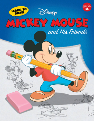 Learn to Draw Mickey Mouse and His Friends Cover