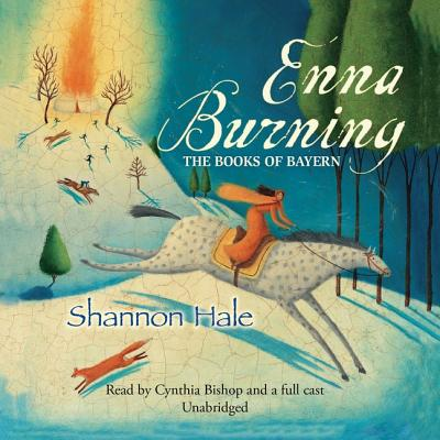 Enna Burning (Books of Bayern #2) Cover Image