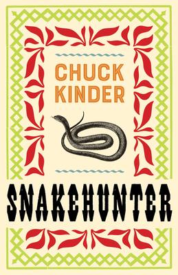 Snakehunter Cover Image