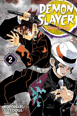 Demon Slayer: Kimetsu no Yaiba, Vol. 2 Cover Image