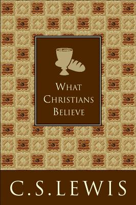 What Christians Believe Cover Image