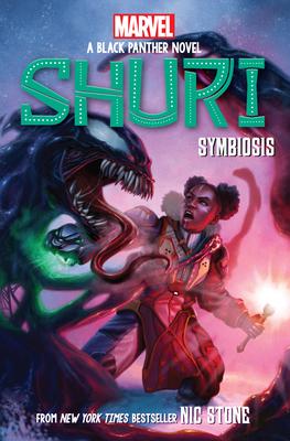 Shuri: A Black Panther Novel #3 Cover Image