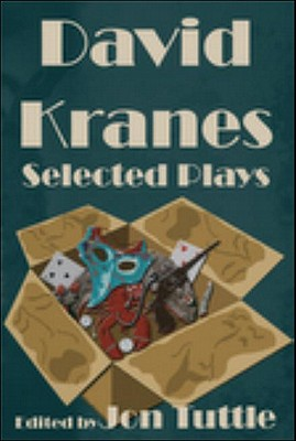 Cover for David Kranes Selected Plays