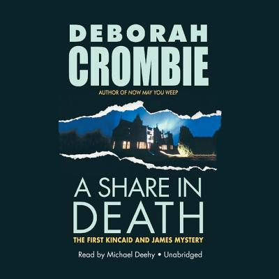 A Share in Death Lib/E (Duncan Kincaid / Gemma James Novels #1) Cover Image