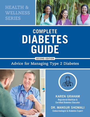 Complete Diabetes Guide: Advice for Managing Type 2 Diabetes Cover Image