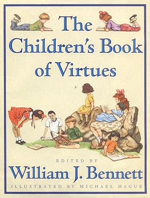 Children's Book of Virtues Cover Image