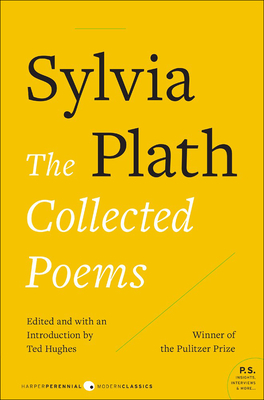 Cover for Collected Poems of Sylvia Plath